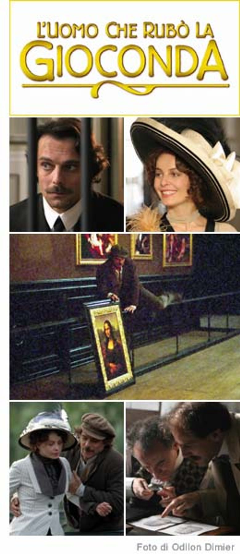The Mona Lisa Mystery Poster