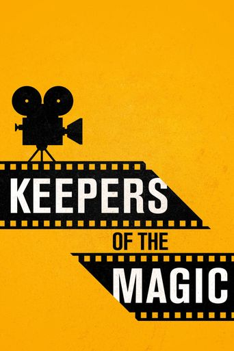 Keepers of the Magic Poster