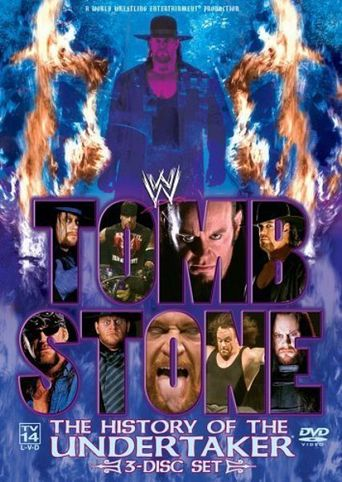 WWE: Tombstone - The History Of The Undertaker Poster