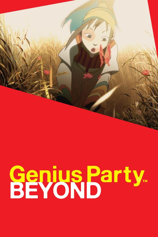 Genius Party Beyond Poster