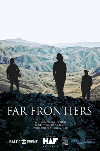 Far Frontiers Poster