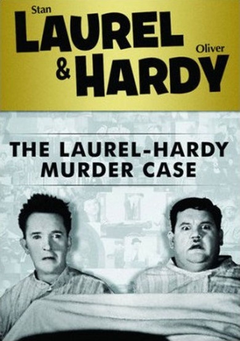 The Laurel-Hardy Murder Case Poster