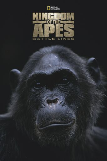 Kingdom of the Apes: Battle Lines Poster
