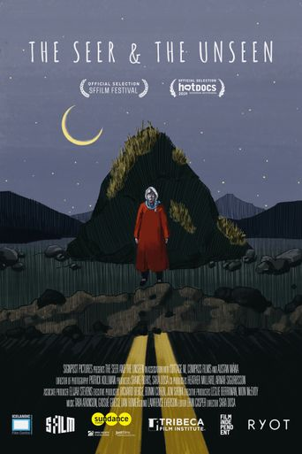 The Seer and the Unseen Poster