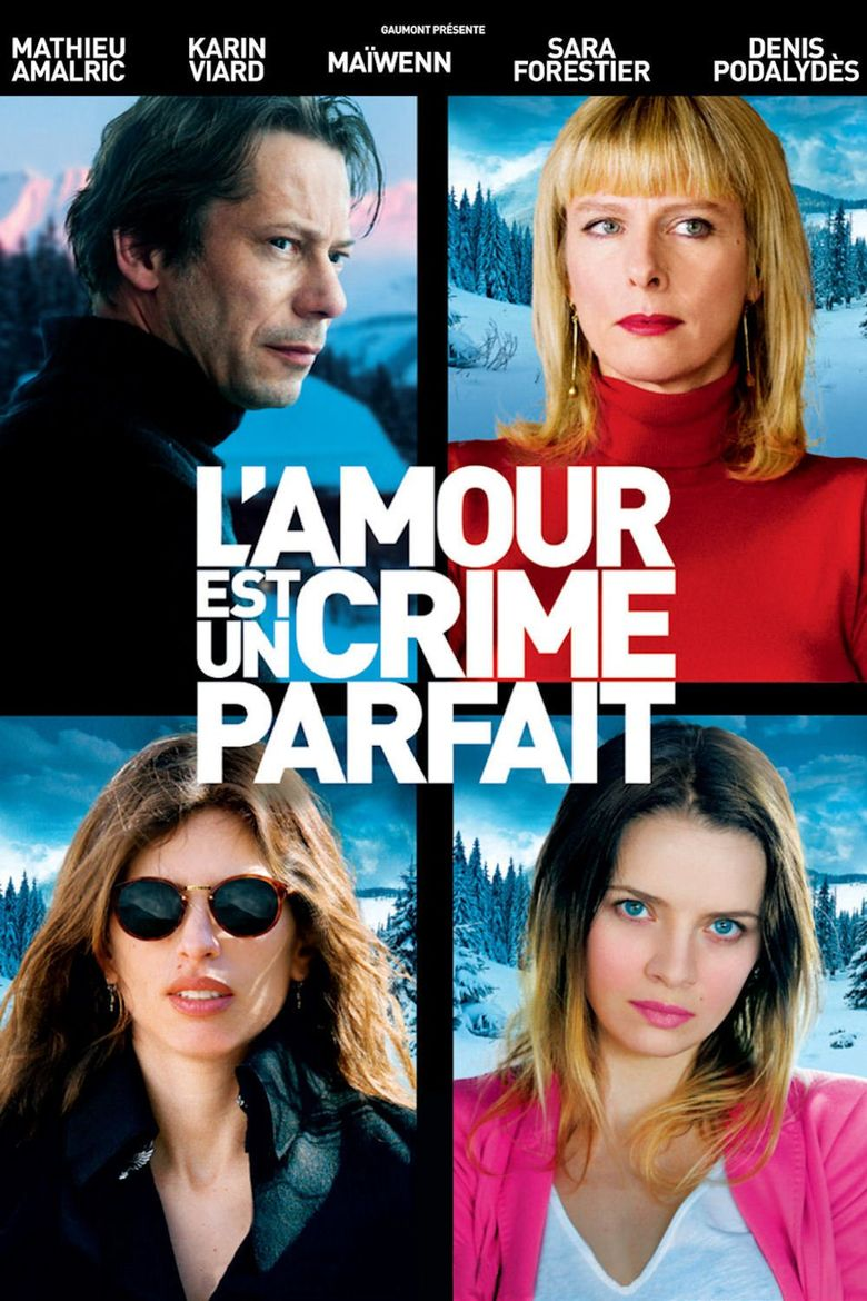 Love Is the Perfect Crime Poster