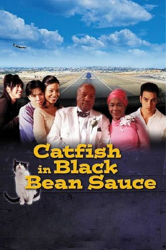 Catfish in Black Bean Sauce Poster