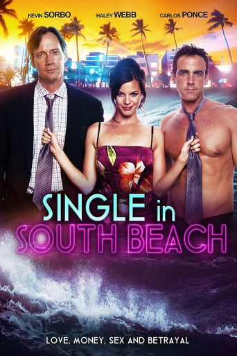 Single In South Beach Poster