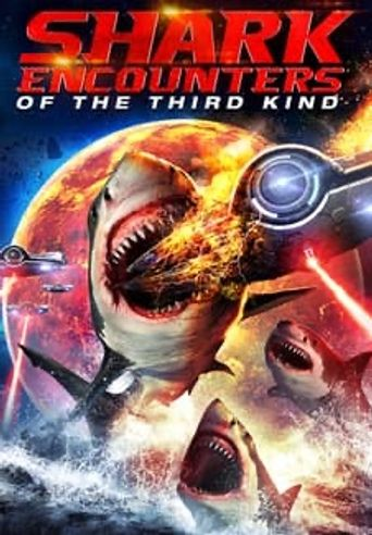 Shark Encounters of the Third Kind Poster