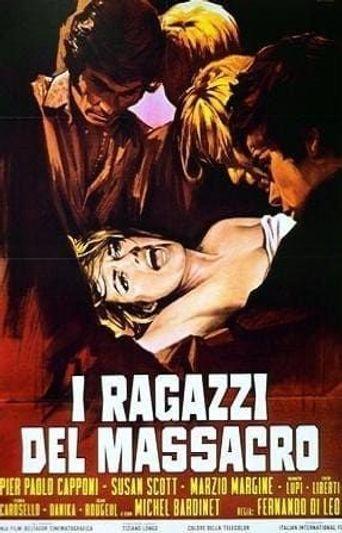 Naked Violence Poster