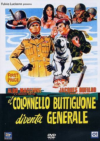 How Colonel Buttiglione Became a General Poster