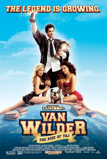 Van Wilder 2: The Rise of Taj Poster