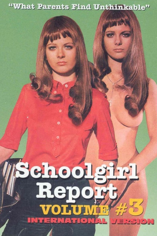 Schoolgirl Report Part 3: What Parents Find Unthinkable Poster