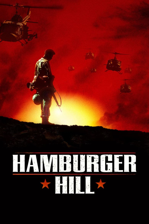 Hamburger Hill Poster