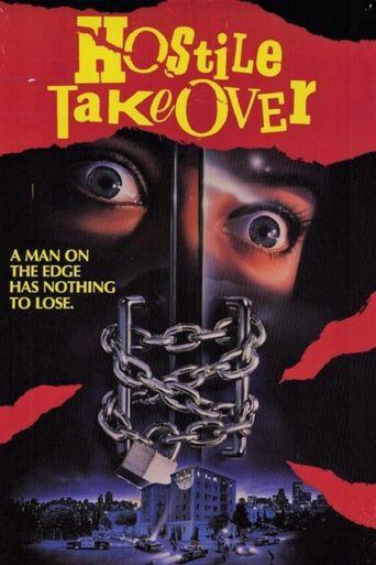 Hostile Takeover Poster
