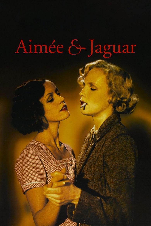Aimee & Jaguar Poster