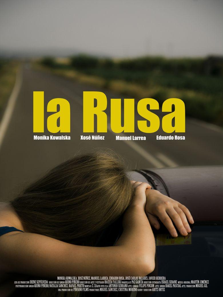 La rusa Poster