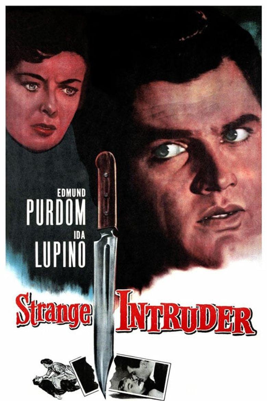 Strange Intruder Poster