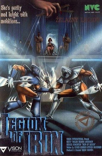 Legion of Iron Poster