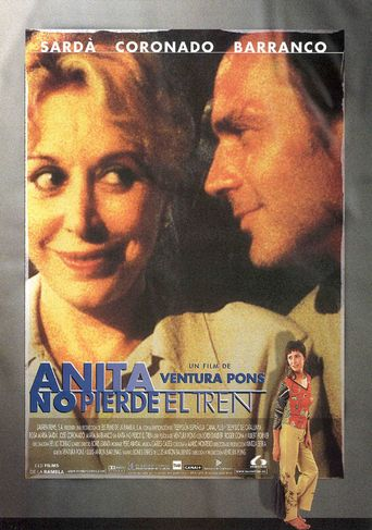 Anita Takes a Chance Poster