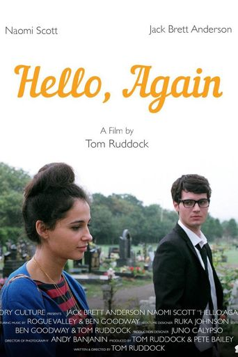 Hello, Again Poster