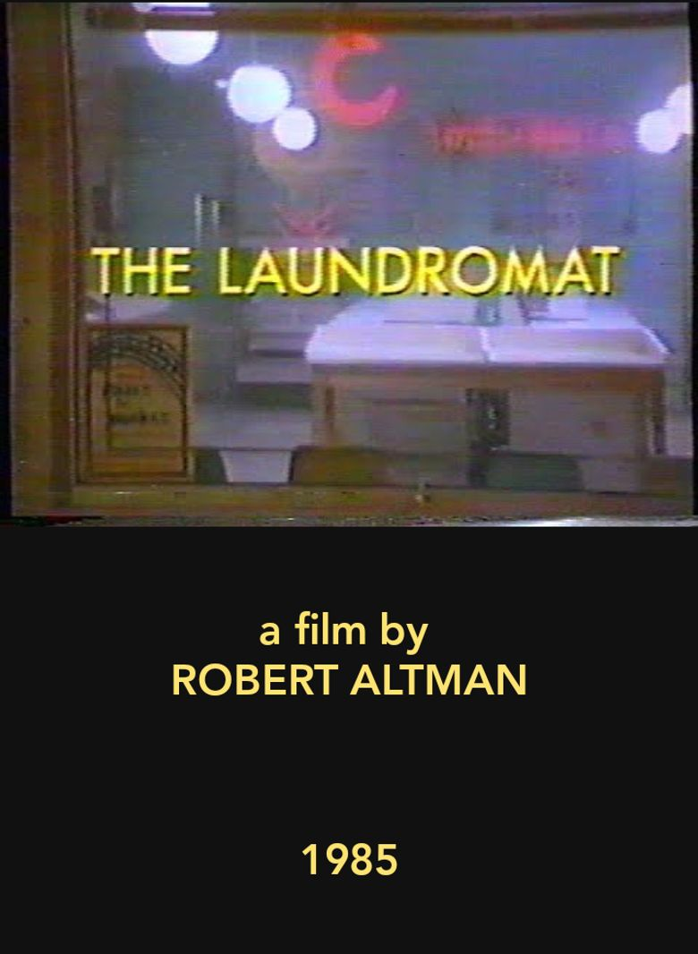 The Laundromat Poster