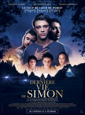 Simon's Got a Gift Poster