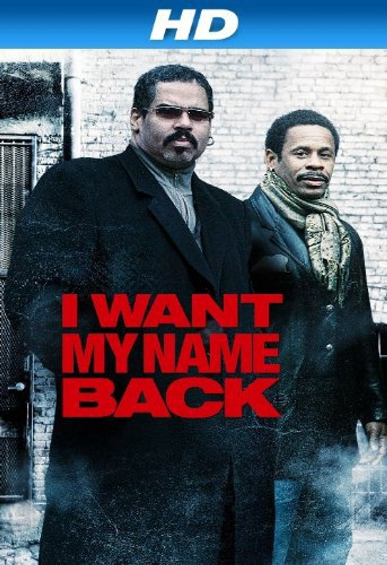 I Want My Name Back Poster