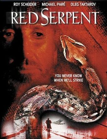 Red Serpent Poster