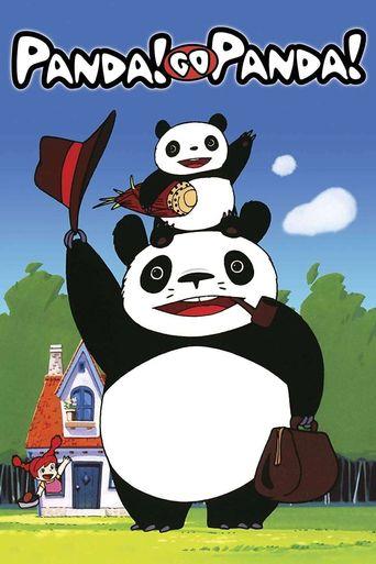 Panda! Go Panda! Poster