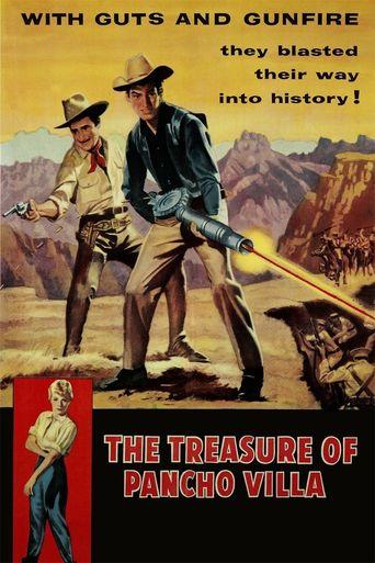 The Treasure of Pancho Villa Poster