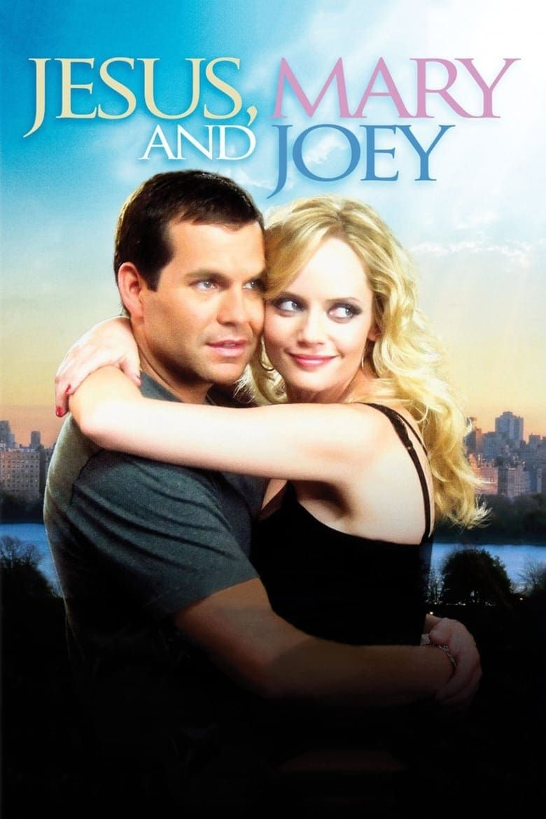Jesus, Mary and Joey Poster