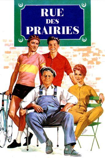 Rue des Prairies Poster