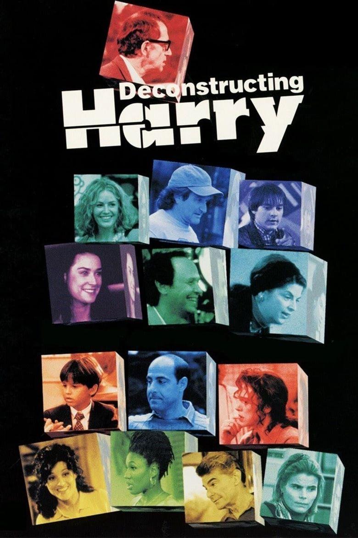 Deconstructing Harry Poster