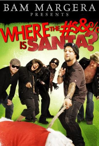 Where the #$&% Is Santa? Poster