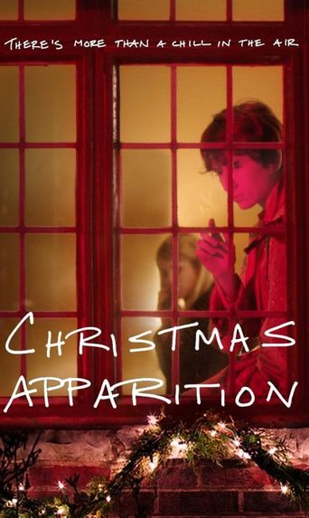 Christmas Apparition Poster
