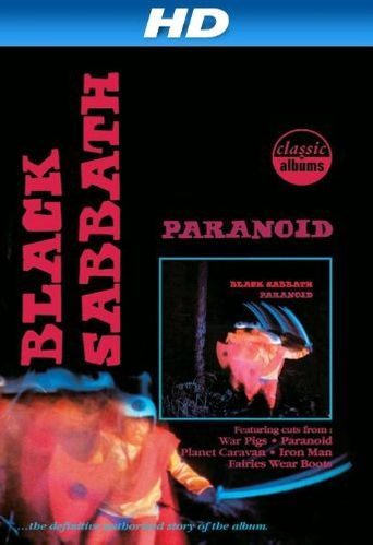 Classic Albums: Black Sabbath - Paranoid Poster
