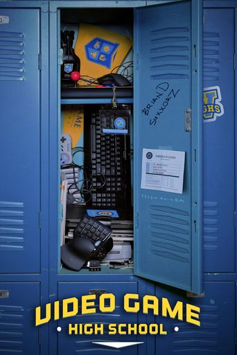 VGHS: The Movie Poster