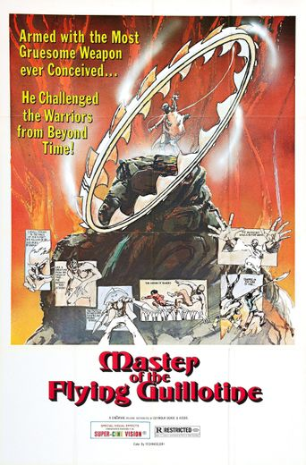 Watch Master of the Flying Guillotine