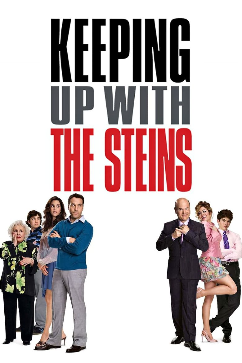 Keeping Up with the Steins Poster