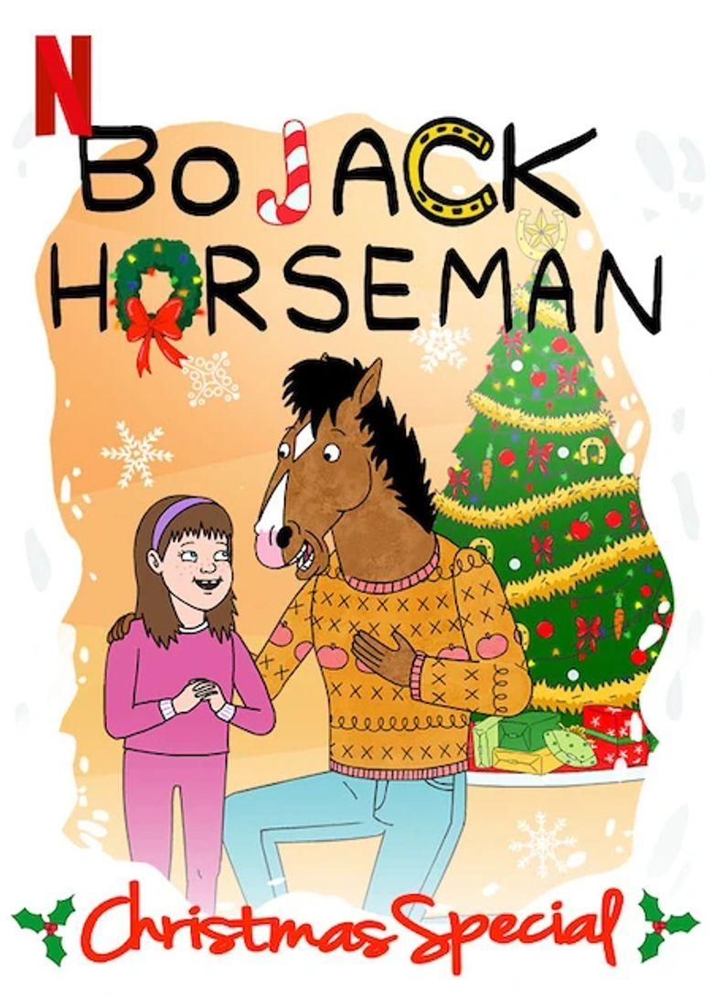 BoJack Horseman Christmas Special: Sabrina's Christmas Wish Poster
