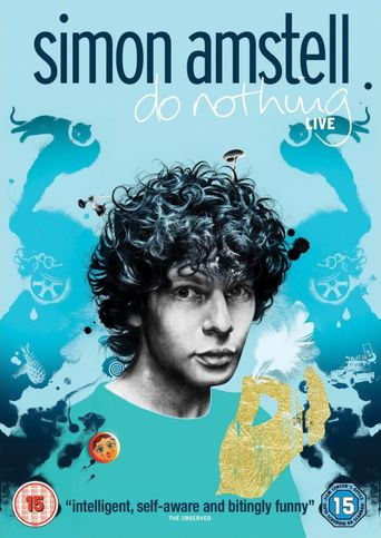 Simon Amstell: Do Nothing: Live Poster