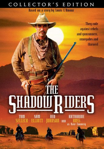 The Shadow Riders Poster
