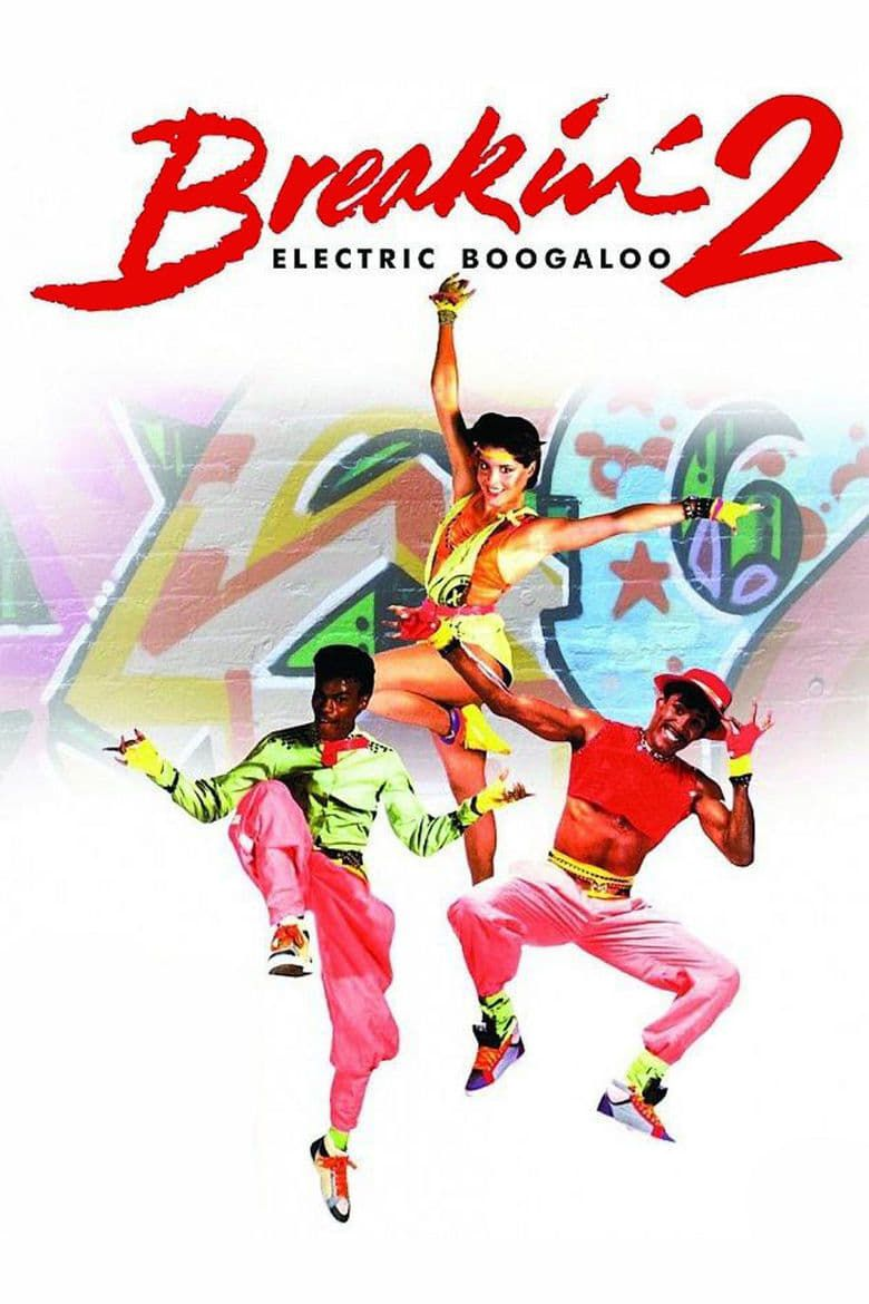Breakin' 2: Electric Boogaloo Poster