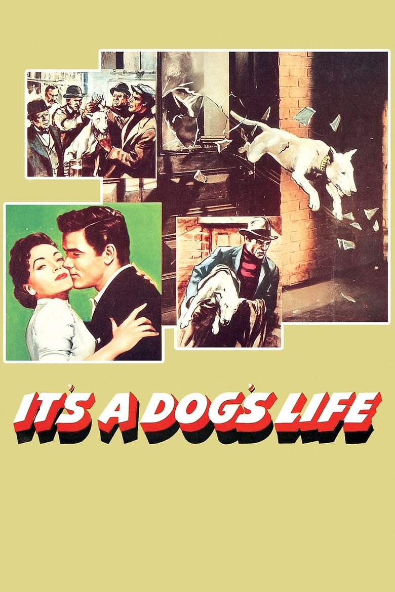 It's a Dog's Life Poster