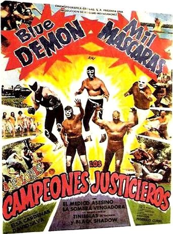 The Champions of Justice Poster