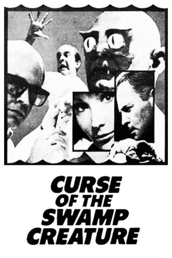 Watch Curse of the Swamp Creature