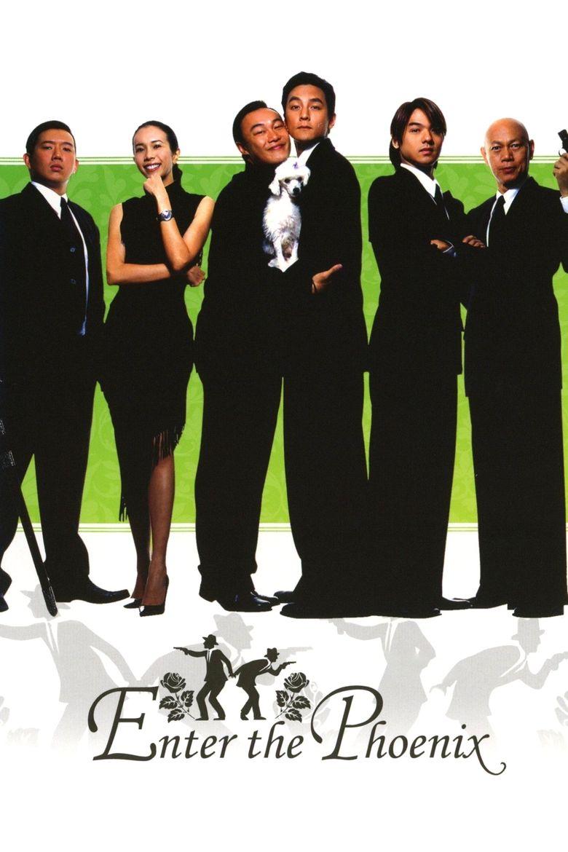 Enter the Phoenix Poster