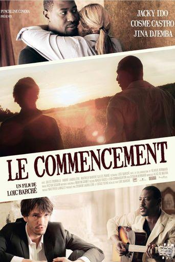 Le commencement Poster