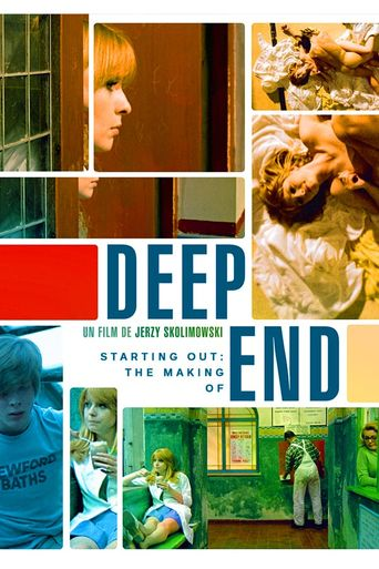 Starting Out: The Making of Jerzy Skolimowski's Deep End Poster