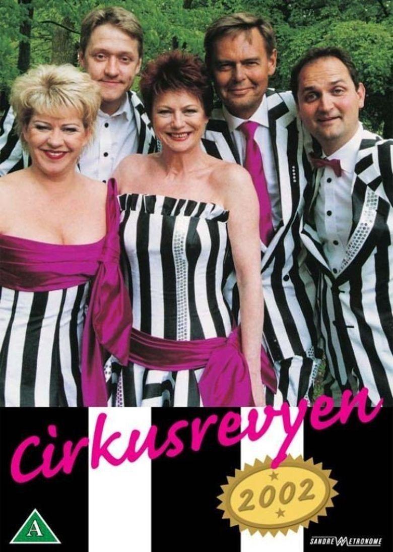 Cirkusrevyen 2002 Poster